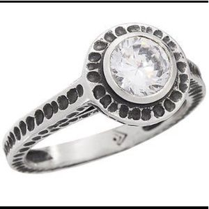 Silpada Sterling Silver Perfect Bliss Ring.  R2076